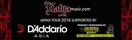 D'addario Sponsorship 2016