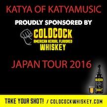 KATYA 2016 JAPAN TOUR SPONSORS