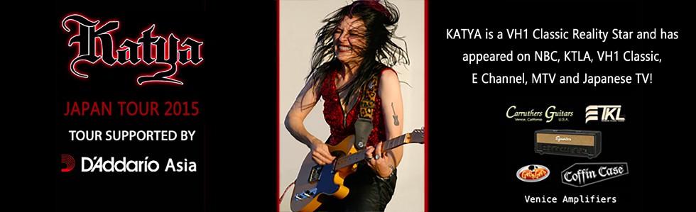KATYA TOUR ENDORSEMENTS 2015