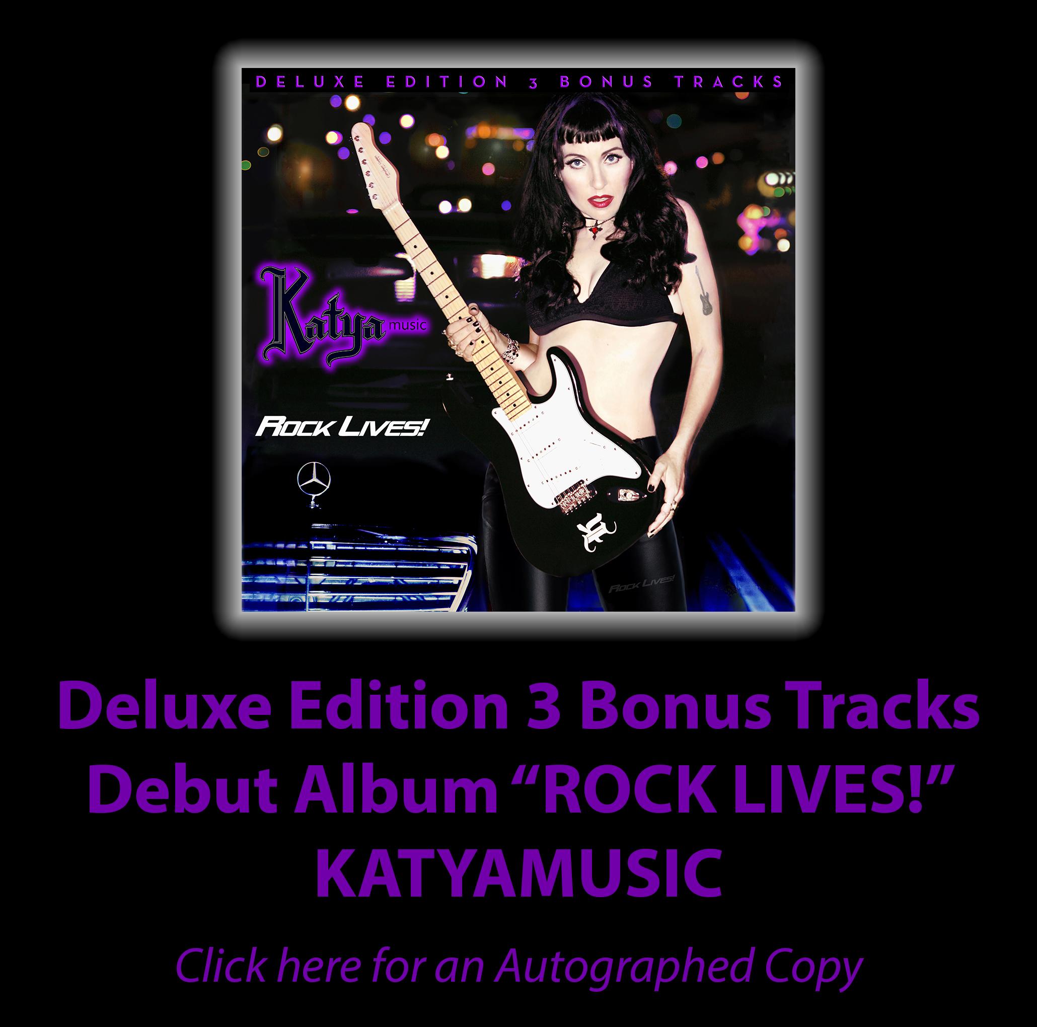 BUY KATYAMUSIC'S DELUXE CD