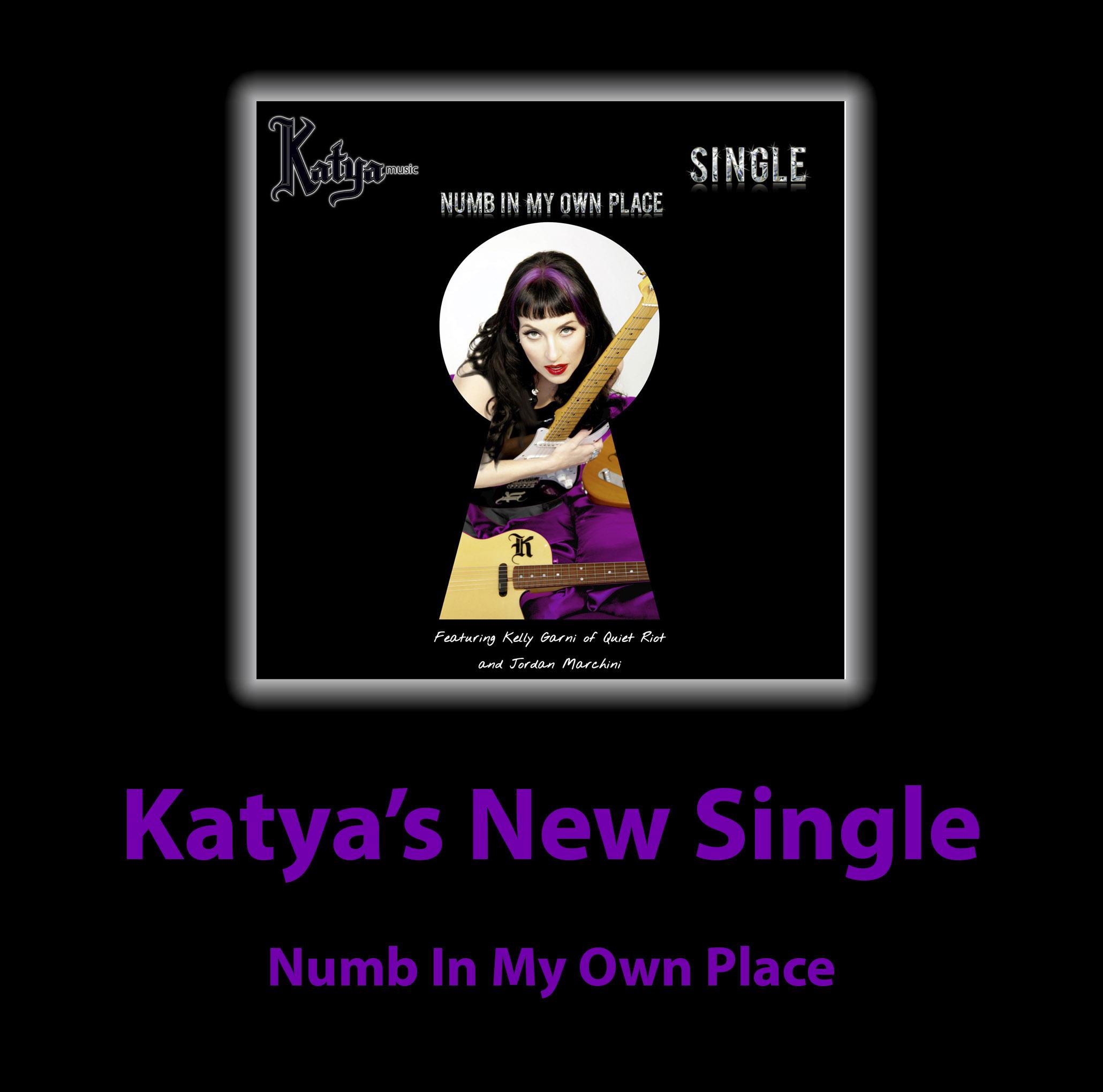 KATYAMUSIC'S NEW ALBUM