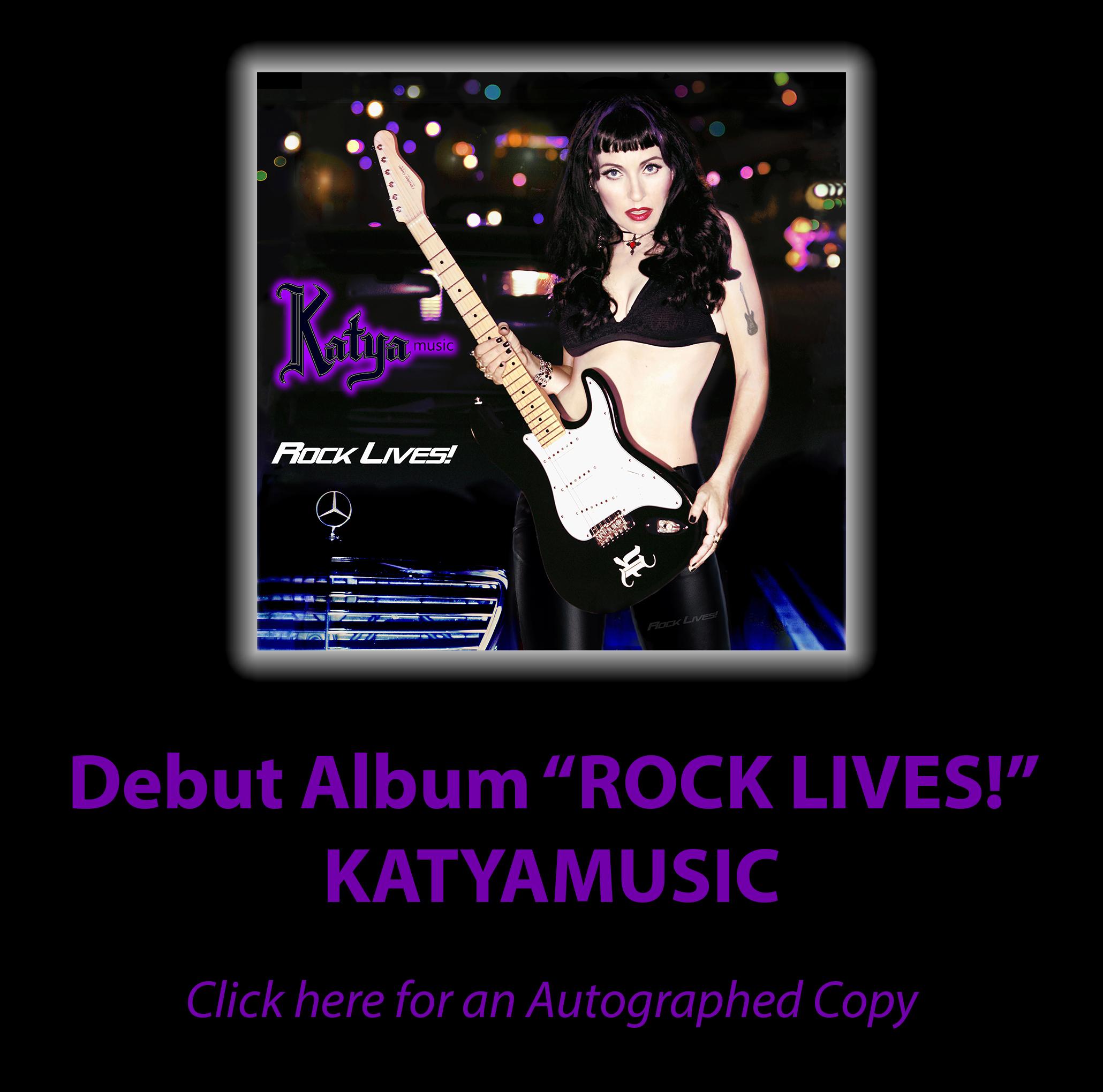 BUY KATYAMUSIC'S CD